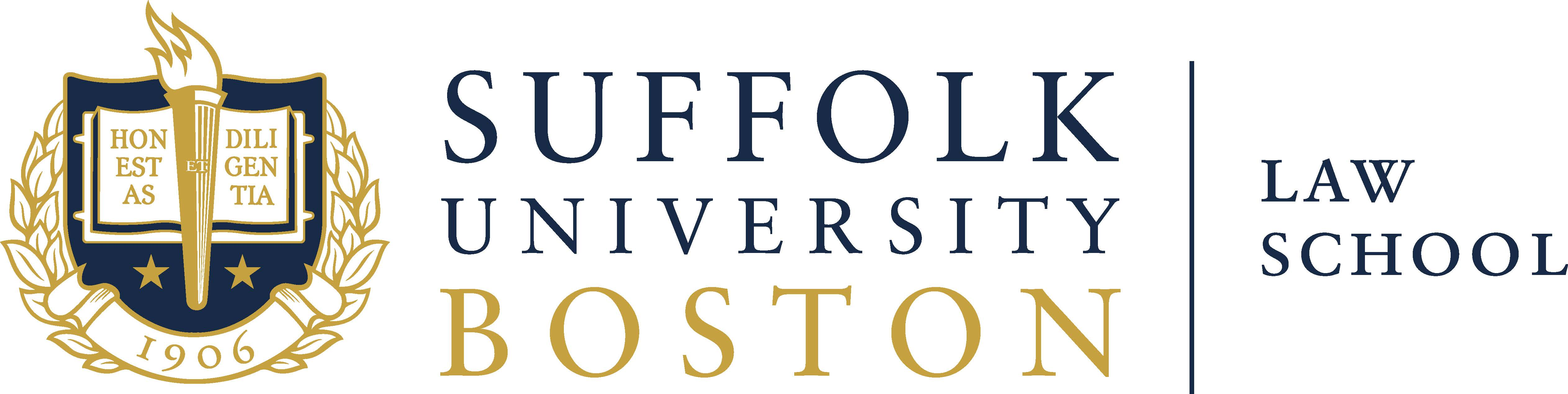 Suffolk Law School Logo